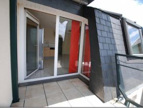 A deux pas de la frontière Luxembourgeoise, ce duplex se compose d'un séjour très lumineux avec cuisine équipée et