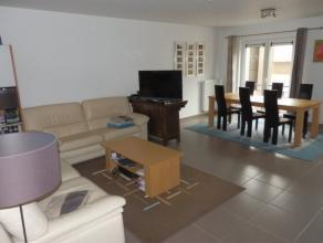 Appartement en parfait état qui se compose d'un hall dentrée, un séjour, sam, une cuisinesuper  équipée, une buande