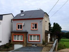 Spacieuse maison familiale en parfait état située à la sortie dAthus vers Guerlange.<br /> Proximité du Luxembourg et de l