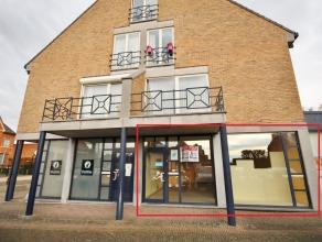 Ideaal gelegen handelspand van ca. 68 m², gelegen op de hoek van het Lambrechtsplein en de Ridderstraat in het centrum van Alken.<br /> <br /> He