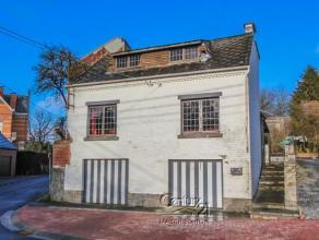 CENTURY 21 MAISON BLANCHE vous propose une maison à rénover située dans le village de Loupoigne, composée au Rez-de-chauss