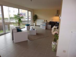 Een leuk gerenoveerd gelijkvloersappartement met 1 à 2 slpk en eventueel autostaanplaats apart aan te kopen. (15 000euro)Hier en daar nog klein