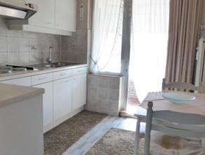 Zeer aangenaam en verzorgd appartement op centrale locatie! Super onderhouden!Ruime woonkamer, 2 ruime slaapkamers (15m² en 10m²),badkamer m