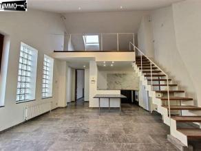 Dans une rue calme, à proximité de la Place Colignon, bel appartement 2 chambres possibilité 3 sous mansarde de 100 m² - Hal