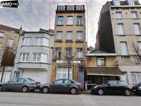 Rue Masui à proximité de l'allée verte et du canal, immeuble de commerce et de rapport de +/- 245 m² - Rez-de-chaussé