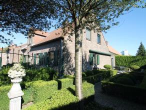 Rustig gelegen villa met dubbele garage en zonnige tuin op een toplocatie in een residentiële woonwijk te Melsele.De residentiële rustige li