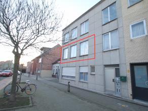 Goed gelegen éénslaapkamer-appartement met terras nabij het centrum van Beveren.De goede ligging, het terras, het goede EPC (238 kWh/m&s