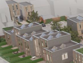Zeer centraal gelegen nieuwbouwproject t Fineer, duurzame,kwalitatieve, moderneen energiezuinige woningen met 3 of 4 slaapkamers uitkijkend op een gro