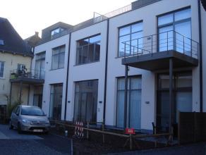 Dduplex-dakappartement in een nieuw kleinschalig complex van 4 splinternieuwe luxueuze duplex-appartementen op een topligging in hartje Sint-Truiden e