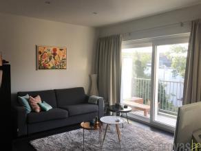 Modern nieuwbouwappartement van ca 77 m² op de Plantin en Moretuslei. Het appartement bevindt zich in de residentie De Dageraad. Een vlotte verbi