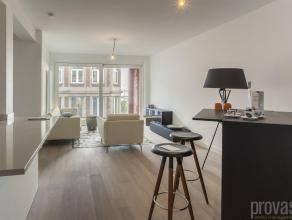 Prachtig nieuwbouwappartement van ca 90 m² op de derde verdieping op een super locatie in Antwerpen. Het appartement is gelegen in de rustige Vla