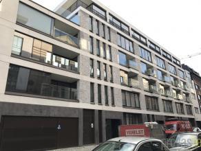 Modern en licht appartement van ca 64 m² in een magnifieke nieuwbouwrealisatie op het hippe Zuid. Gelegen in de Schaliënstraat, een rustige