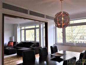Drieslaapkamerappartement van ca 210 m² gelegen op de Mechelsesteenweg. Het appartement geniet van een zeer centrale locatie en bevindt zich op w