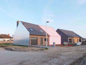 Nabij centrum van Aalter in nieuwe aangelegde woonstraat nog een bouwgrond van 3 are te koop.  Geschikt voor het bouwen van een half open bebouwing. M
