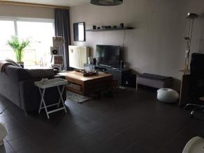 Gezellig ruim appartement bestaande uit,living&eetplaats met open ing keuken,ing badkamer,1slpk,berging,ap wc,ruim terras.  mogelijkheid ruime gar