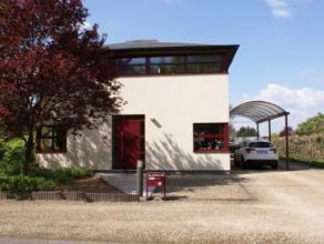 Mooie vrijstaande woning Mooie vrijstaande en moderne woning, gelegen te Olen (Sint-Jozef), GRENSSTRAAT 47, volgens kadaster sectie C nummer 0084W8P00