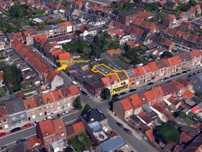 HANDELSPAND, bestaande uit winkelruimte, magazijn, garagebox en WOONST (op 1°V. en 2°V.) te Brugge (Sint-Kruis)! Op een boogscheut van Brugge