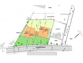 Laatste bouwperceel (lot 1) te koop uit een goedgekeurde verkaveling te Gent (Oostakker), voor nieuw te bouwen halfopen woning.  <br /> <br /> Vlakbij