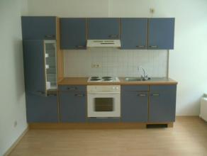 Appartement d'une surface de 51m2 situé en plein centre d'Arlon (Grand-Rue) comprenant 1 chambre, une cuisine équipée, une salle