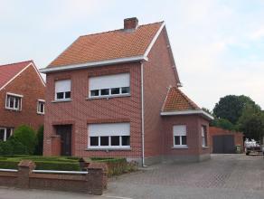 OPENBARE VERKOPINGRUSTIG GELEGEN WONING met ruime tuin en een perceel LANDBOUWGROND  Notaris Francis van Schoubroeck te Herentals zal overgaan tot de