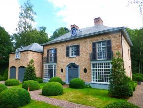 Schitterende nieuwe luxe villa in een zeer mooie en rustige omgeving (Dennendael), op een perceel van 2.141 m2 met mooi aangelegde tuin op het zuiden
