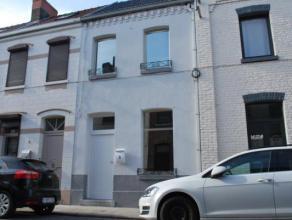 Belle maison 2 chambres avec jardin totalement rénovée et située à Mons, à proximité du centre et toutes fac