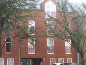 Bel appartement situé au 1er étage de l'immeuble, à proximité du Waux-Hall et composé d'un living, coin cuisine, ha