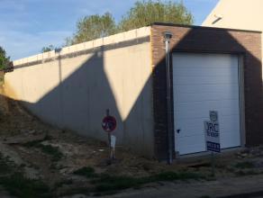 Nieuwbouw loods gelegen te Kessel-Lo.  Deze loods kan dienst doen als opslagruimte (opslag van ongeveer 100 m³) of als garage.  Qua ligging is di