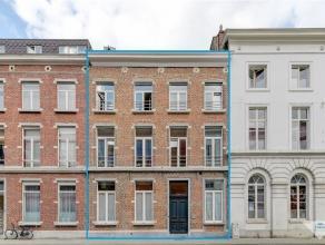 Investeren op één van de betere locaties te Leuven. Op wandel- en fietsafstand van het centrum. Alle openbaar vervoer op slechts enkele