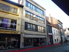 MAASTRICHTERSTRAAT 79/3:<br /> Instapklaar 3-slaapkamer-appartement met terras gelegen in het hartje van de stad. Parkeren mogelijk met bewonerskaart