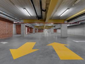 AG VESPA verhuurt ondergrondse autostaanplaatsen, gelegen in een ondergrondse parking in de Confortalei 64, 2100 Deurne  Vaste toegewezen plaats voor