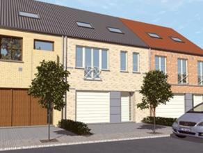"""Nieuwbouwproject """" COSY"""" Lage energie op een bouwgrond van 114 m² ,super isolatie , ventilatiesysteem met warmterecuperatie ,zonneboiler met 2 th"""