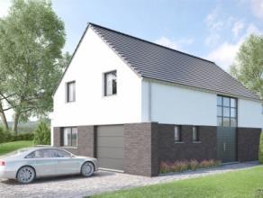 Projet de construction d'une villa de standing basse énergie , suite parentale avec sdb et dressing + 2 chambres et SDD;triple vitrage,panneaux