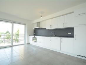 Arlon, très bel appartement neuf lumineux de 97 m² composé comme suit: hall entrée, vaste séjour lumineux ouvert sur