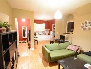 Arlon, agréable appartement composé comme suit: hall d'entrée, séjour, cuisine équipée, chambre, salle de ba