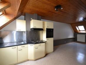 Arlon centre, agréable appartement situé au 2ème étage d'une petite résidence composé comme suit: hall d'ent