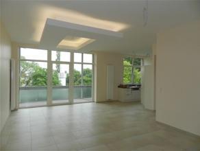 Splendide appartement de standing de 115 m² composé comme suit: hall d'entrée, vaste séjour avec grande baie vitrée d