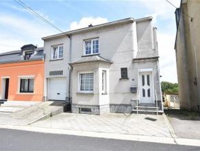 Arlon Seymerich, bonne maison d'habitation 3 façades avec jardin et garage à proximité du centre. Ce bien est composé comm