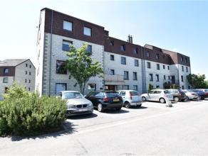 Arlon, à proximité des grands axes, appartement de 2 chambres en bon état, chaudière gaz récente. revenu cadastral