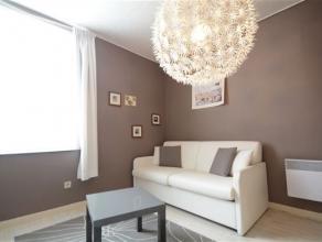 Arlon, à louer agréable studio meublé de 30 m² situé au 1er étage d'une petite résidence . Très