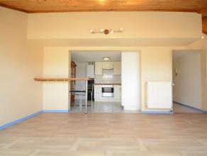 Arlon centre: agréable appartement de 70 m² composé comme suit: hall d'entrée, séjour, cuisine équipée,