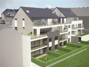 Arlon centre , Résidence Les terrasses de la Semois bâtiment très basse énergie jouissant dune excellente s