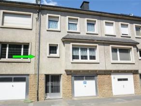 Arlon, à proximité de la gare, maison bel étage se composant comme suit: niv 0: garage, débarras. Niv +1: salon, salle &ag