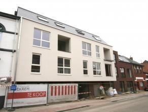 """Zes appartementen in nieuwbouwproject """"DC5"""". Goede bereikbaarheid met privaat en openbaar vervoer (vlakbij het treinstation van Wespelaar). Op wandela"""
