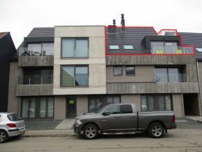 Prachtig duplexappartement met garage Gelegen aan de centrumrand en ingedeeld als volgt: Inkomhal, gastentoilet, berging, woonkamer met open ingericht