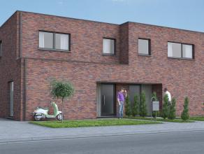 Lot 20 is een halfopen bebouwing in een moderne stijl op een grondopp. van 429 m² en met een totale bewoonbare oppervlakte van: 158 m².<br /