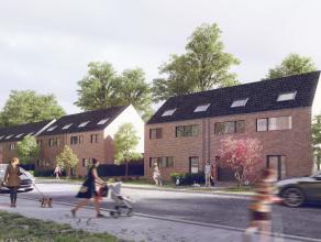 Lot 68 is een halfopen bebouwing in hedendaagse stijl op een grondopp. van 336 m² en met een totale bewoonbare oppervlakte van 111 m². Er zi