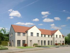 Lot 44 is een halfopen bebouwing in landelijke stijl op een grondopp. van 352 m². Er zijn verschillende gesloten en halfopen bebouwingen in heden