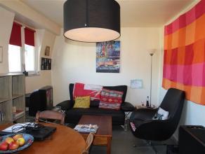 Dans le centre ville, petit appartement pour personne seule ou un couple. Il se compose d'un salon, une cuisine équipée, une chambre &ag