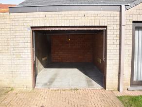 Ruime afgesloten garagebox op een rustige, doch vlot bereikbare ligging